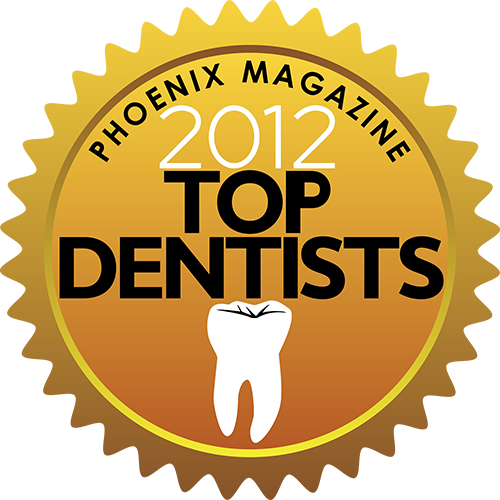 2012 Top Dentist