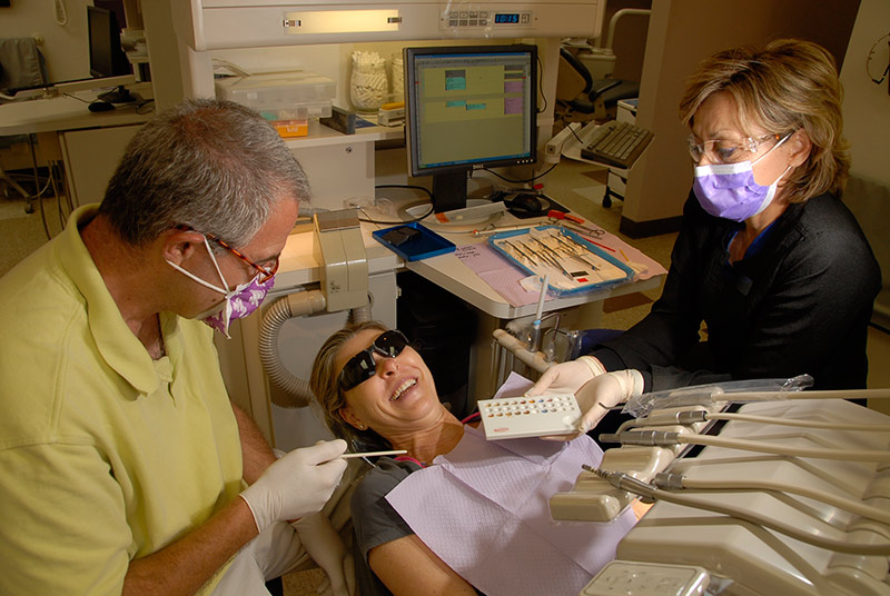 Dental Laboratory Patient Treatment